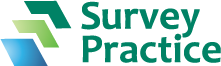 Survey practice Volume 9, No 1 (2016)